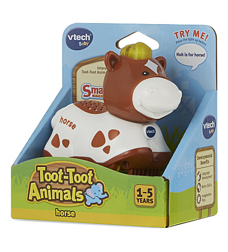 VTECH Toot-toot animals horse