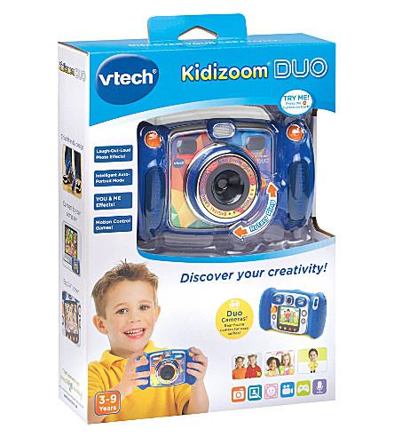 VTECH 一款双核处理器玩具相机