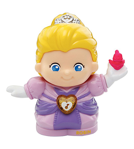 VTECH Toot Toot Friends Kingdom Princess Robin figure
