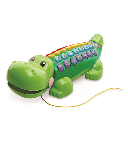 VTECH Alpha-Gator interactive toy