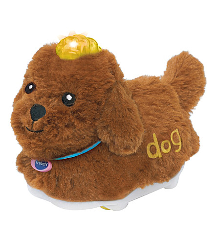 VTECH Toot-Toot Animals furry dog