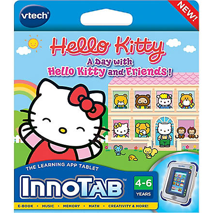 INNOTAB InnoTab Hello Kitty learning tablet