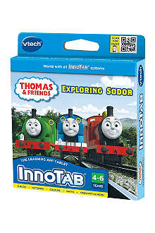 VTECH InnoTab Thomas The Tank Engine learning tablet