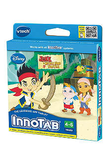 VTECH InnoTab Jake and the neverland pirates learning tablet