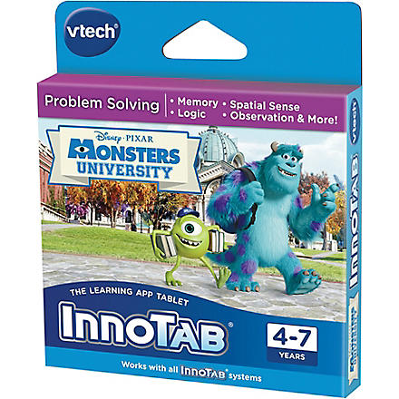 VTECH InnoTab Monsters University learning tablet