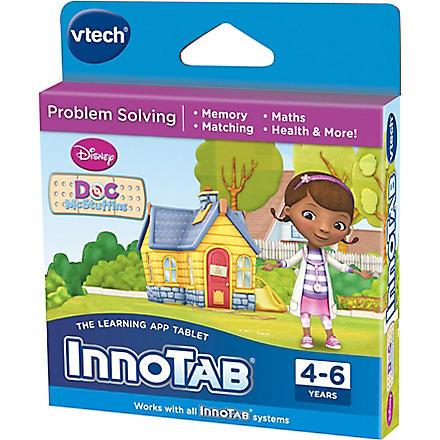 VTECH InnoTab Doc McStuffins learning tablet