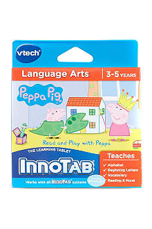 VTECH Peppa Pig language teacher software