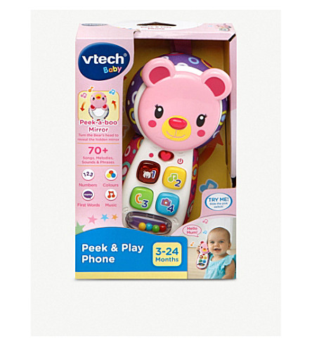 VTECH Peek and Play phone