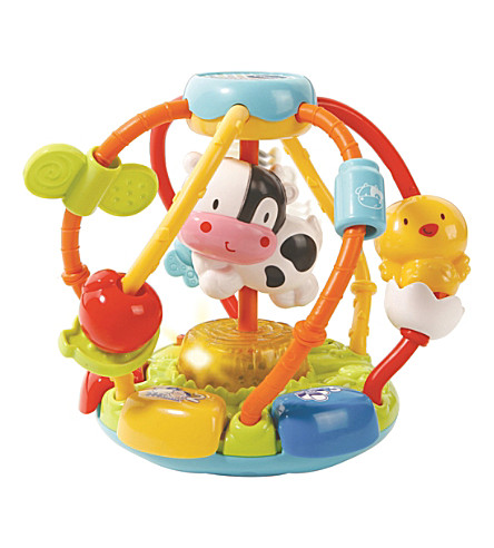 VTECH Little Friendlies shake and roll ball