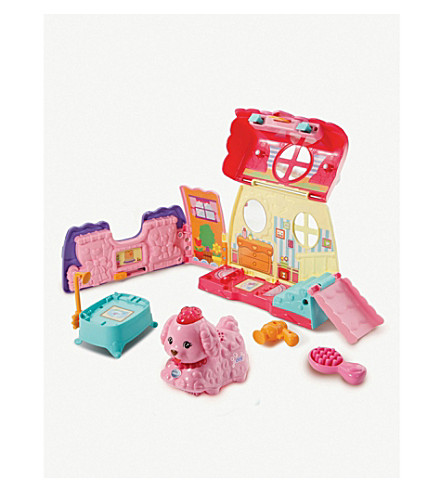 VTECH Toot-Toot Animals pet salon play set