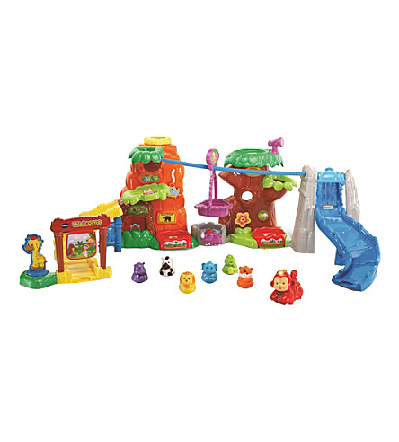 VTECH Toot-toot animals adventure safari playset