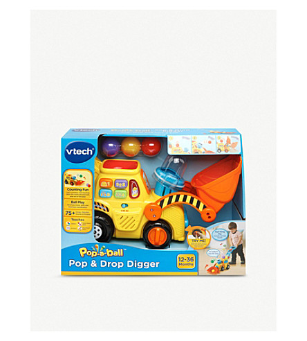 VTECH VTech Pop and Drop digger