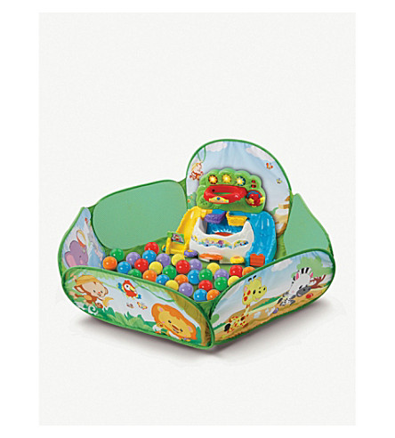 VTECH Pop-a-Ball Pit playset