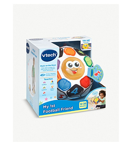 VTECH My First Football Friend toy