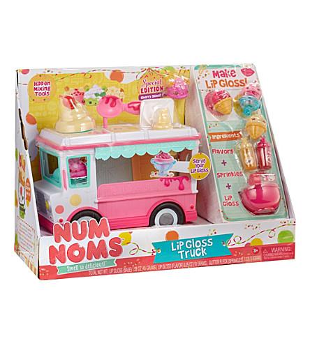 NUM NOMS Num Noms Lipgloss Truck Playset