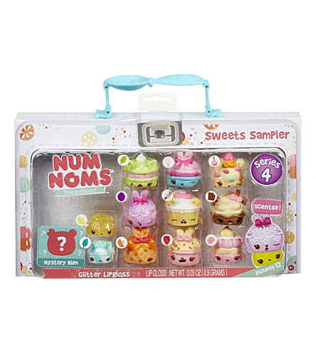 NUM NOMS Series 4 Lunch Box Deluxe Character Pack