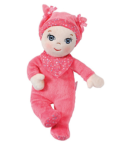 BABY ANNABELL Newborn soft toy