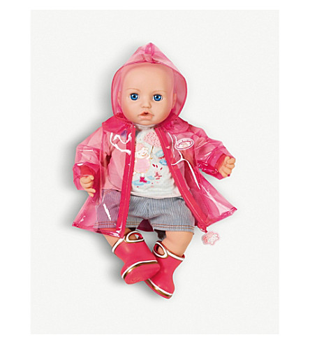BABY ANNABELL Baby Annabell Deluxe Puddle Jumping