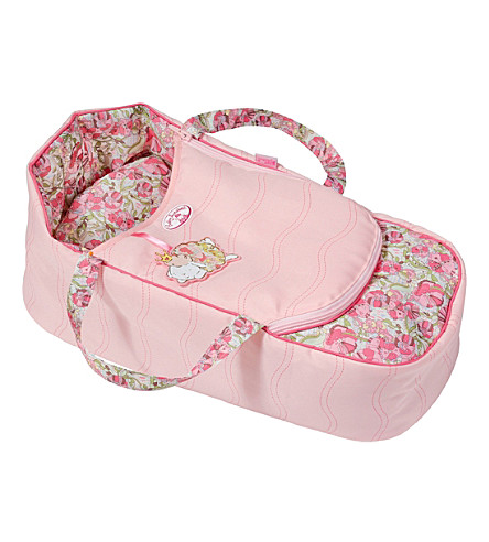 BABY ANNABELL 2-in-1 sleeping bag carrier