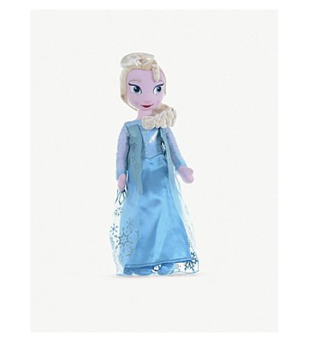 FROZEN冷冻艾尔莎柔和玩具25厘米