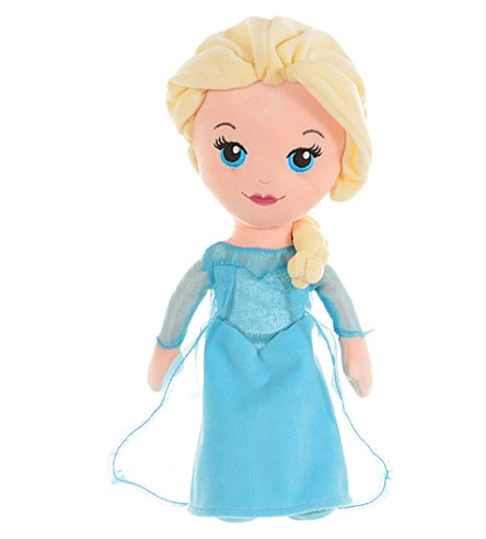 FROZEN Frozen Elsa soft toy 50cm