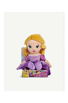 DISNEY PRINCESS Disney princess Rapunzel soft toy