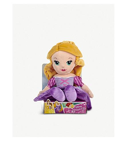 DISNEY PRINCESS Disney princess Rapunzel soft toy