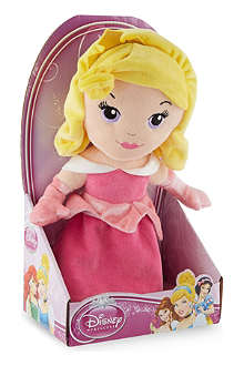 DISNEY PRINCESS Disney Princess Aurora soft toy