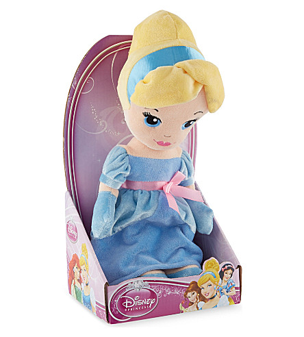 DISNEY PRINCESS Disney Princess Cinderella soft toy