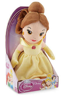 DISNEY PRINCESS Disney Princess Belle plush toy