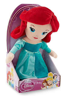 DISNEY PRINCESS Disney Princess Ariel soft toy