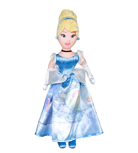 DISNEY PRINCESS Storytelling Cinderella soft doll