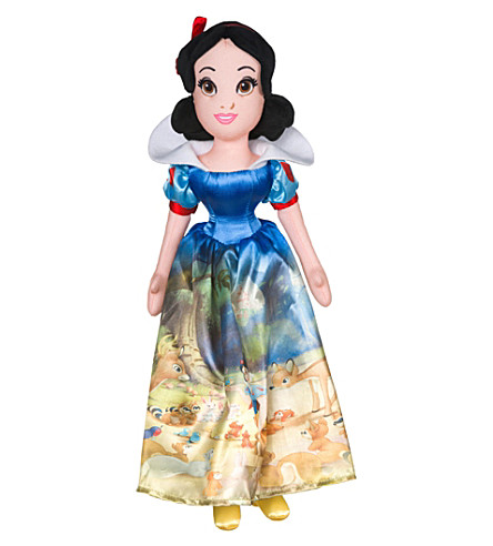 DISNEY PRINCESS Storytelling Snow White soft doll