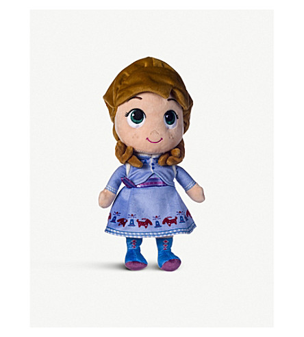 FROZEN Baby Anna soft toy 26cm