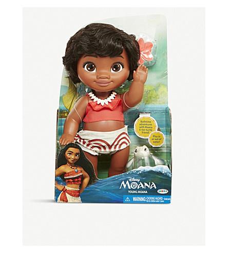 DISNEY PRINCESS Young Moana doll