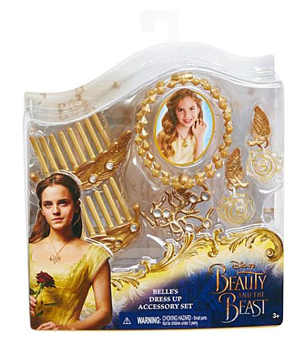 DISNEY PRINCESS Belle dress up accessories set