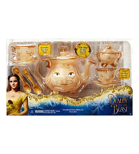 DISNEY PRINCESS Beauty and the Beast enchanted tea set