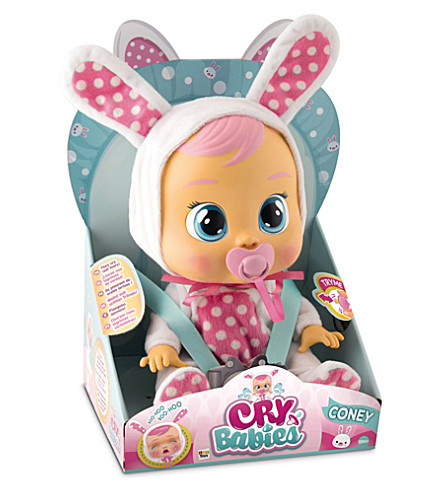 BABY WOW Coney Cry Babies doll