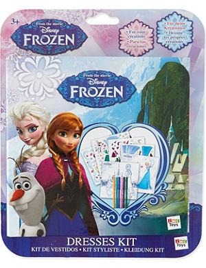 FROZEN Disney dresses kit