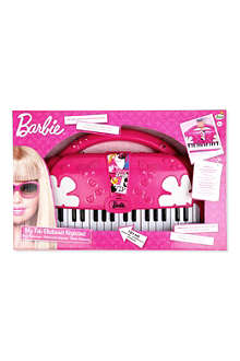 BARBIE Electronic musical keyboard
