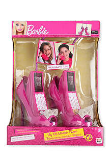 BARBIE My fab intercom telephone