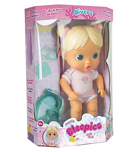 BABY WOW Bloopies Sweety doll