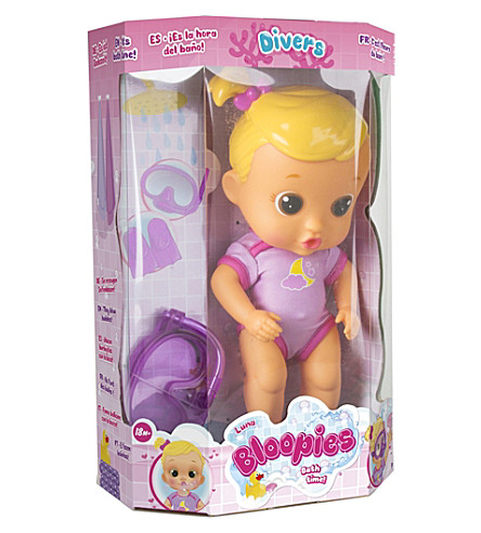 BABY WOW Bloopies Luna doll