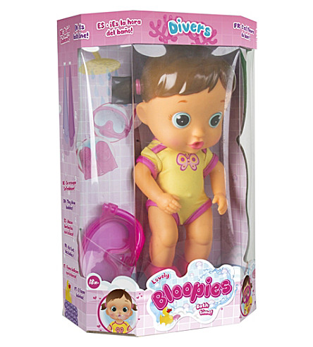 BABY WOW Bloopies Lovely doll