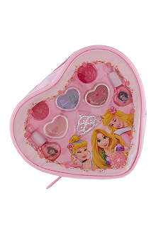 DISNEY PRINCESS Loving heart mini makeup backpack