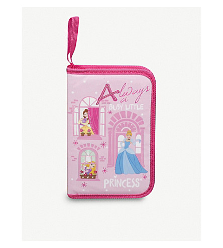 DISNEY PRINCESS Disney Princess Filled Pencil Case