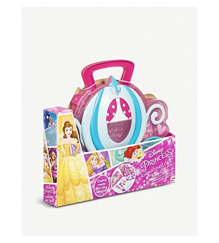 DISNEY PRINCESS Disney Princess Carriage Art Case