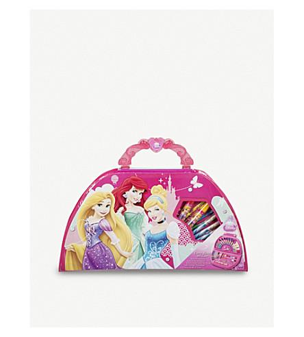 DISNEY PRINCESS Disney Princess Carry Along Art Case