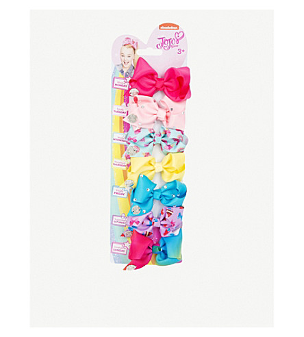 JO JO SIWA Printed Art Bow set
