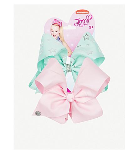 JO JO SIWA Printed hair bows